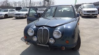 Mitsuoka Viewt 光岡 ビュート Junkyard car