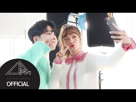 [BEHIND] 김소희X김시현 - 고구마X100개 MV Making