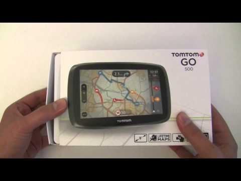 how to add poi to tomtom start 25