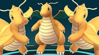 Pokemon Go - DRAGONITE ARMY GYM BATTLE TAKE OVER!