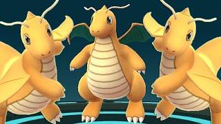 Pokemon Go - DRAGONITE ARMY GYM BATTLE TAKE OVER!