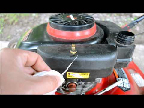 Lawn Mower Won't Start. How to fix it in minutes, for free.