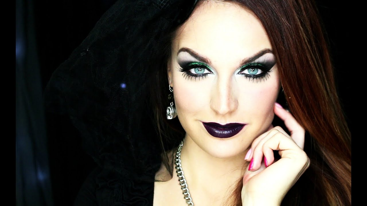 Sexy Witch Makeup Youtube