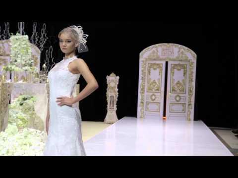 Светлана Лялина. MOSCOW BRIDAL WEEKEND. Дни свадебной моды в Москве.