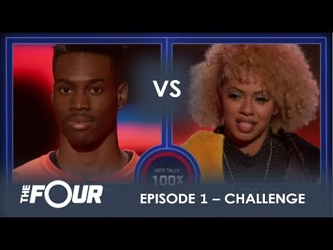 iLLaKriss vs Lex Lu: An AWESOME Rap Showdown But Only One Gets To Stay | S1E1 | The Four