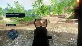 Far Cry 3 Radeon HD 5770 AMD Phenom II 965 BE (Full HD) Test