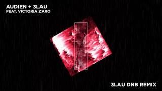 Audien & 3LAU - Hot Water feat. Victoria Zaro (3LAU DnB Remix)