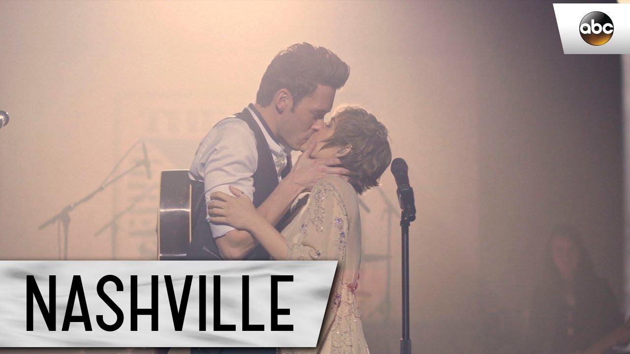 """Download Scarlett (Clare Bowen) and Gunnar (Sam Palladio) Sing """"Love You Home""""  - Nashville Finale"""