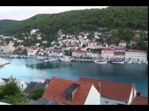 Croatia Island Hopping Video