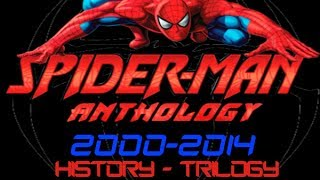 Spider-Man Game History 2000-2014