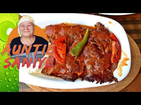 Turkish Iskender Kebab Recipe