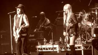 RICHIE SAMBORA & ORIANTHI (RSO) - How Do You Sleep? (Live in Dublin)