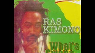 Ras Kimono - Rub a Dub Master