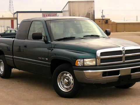 1997 dodge ram 1500 st extended cab prestige motor works naperville il youtube. Black Bedroom Furniture Sets. Home Design Ideas