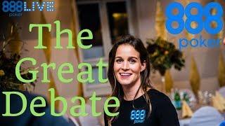 The Great Debate with Natalie Hof