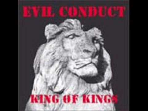 Evil Conduct - Punk & Proud