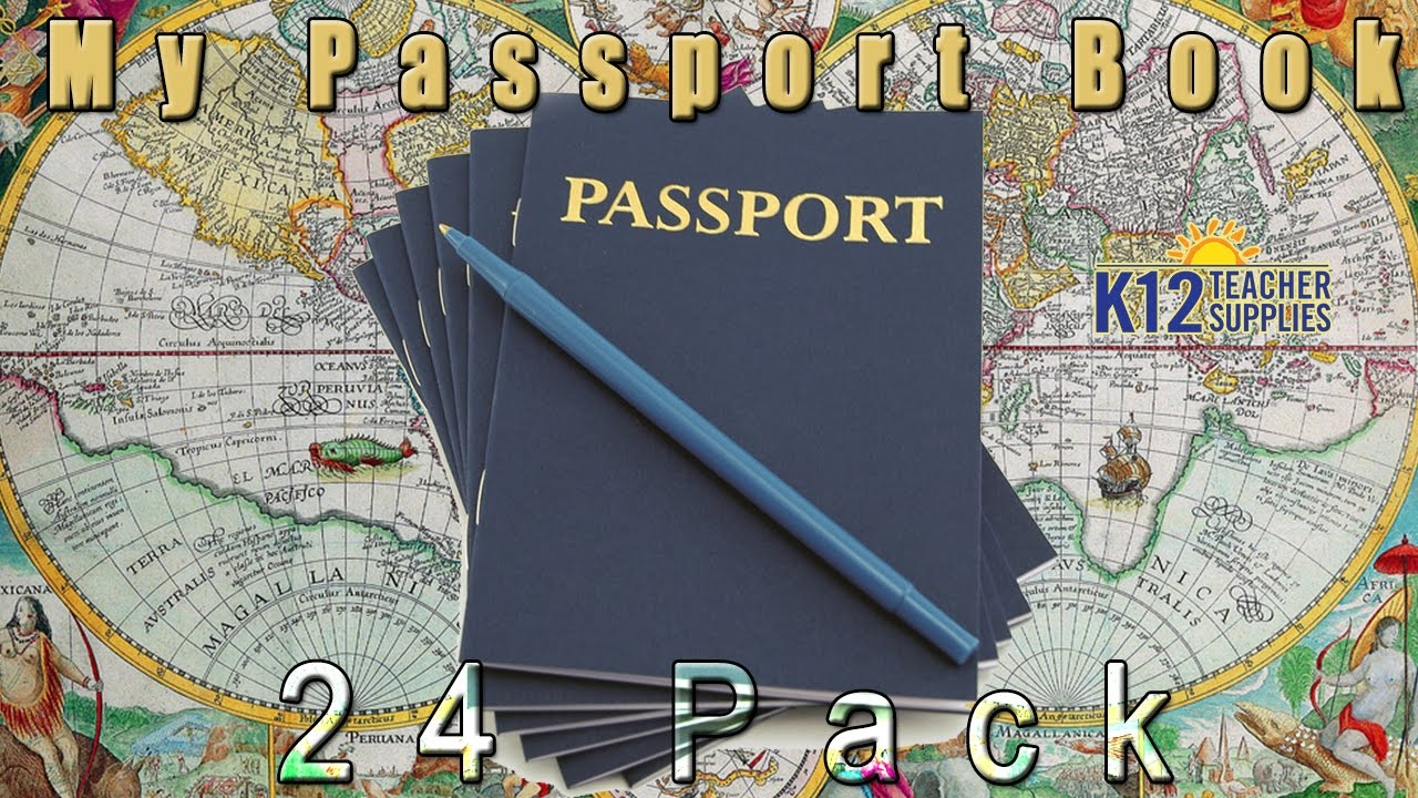 make your own passport template - best blank passport passport template kids play