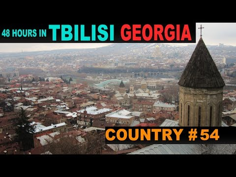 A Tourist's Guide to Tbilisi, Georgia