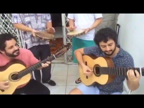 Rogério Caetano convida Gian Correa :: Pingo de Ouro