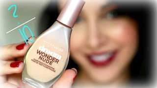 First Impressions ▶︎ Dream Wonder Nude Maybelline