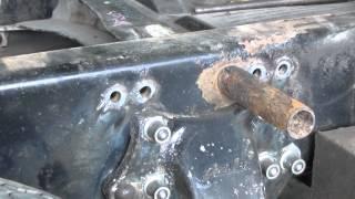 Кузовной ремонт грузовиков(, 2014-07-16T09:12:31.000Z)