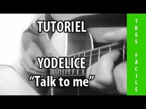 yodelice talk to me tab