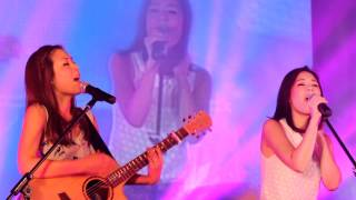 Gambar cover Jayesslee - Dare You To Move (Switchfoot cover) [120630 Dell-Intel Youth Concert in Singapore]