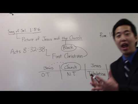 100% Picture Proof: Jesus Married A Black Woman | Dr. Gene Kim