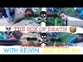 THE BOX OF DEATH | ROLLING IN A *BOX* DOWN A HILL FULL OF NETTLES | ROLLING OFF A BED