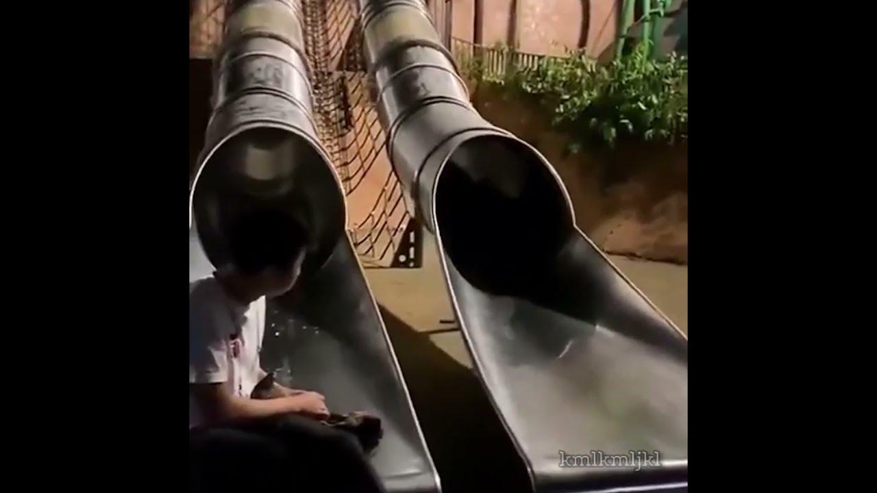 slide guy