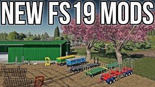 NEW MODS OUT NOW FOR FARMING SIMULATOR 19! *ALL PLATFORMS - Lizard ...