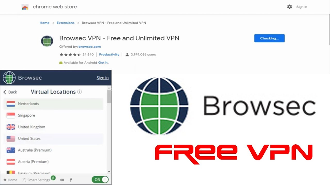 How To Add Browsec In Chrome
