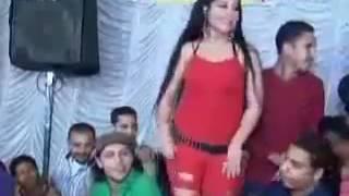 رقص بنات فى الشارع فى فرح شعبى نار 2018