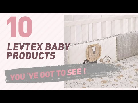 Levtex Baby Products Video Collection // New & Popular 2017