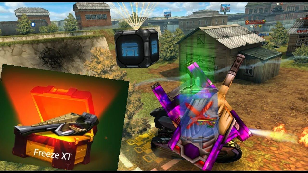 Tanki Online - GoldBox Montage #78 - MM Battles!