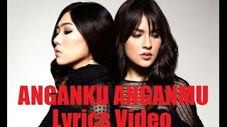 Raisa Isyana Anganku Anganmu Lirik Video