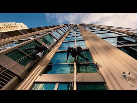 Fall Protection, Window Cleaning, Anchor Systems