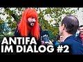 Chemnitz: Meinungsfreiheit aus Sicht der Antifa