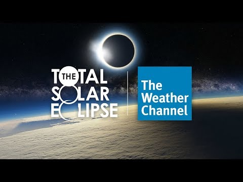 the weather channels total solar eclipse coverage