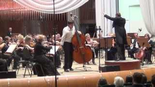 aschmarin Viktor(Ашмарин Виктор)Bottesini Concerto for Double Bass No 2 in B Minor 2-3mov