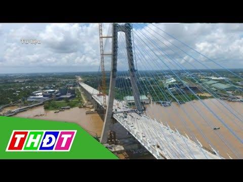 Khắc phục nứt dầm cầu Vàm Cống dự kiến hoàn thành vào cuối năm | THDT
