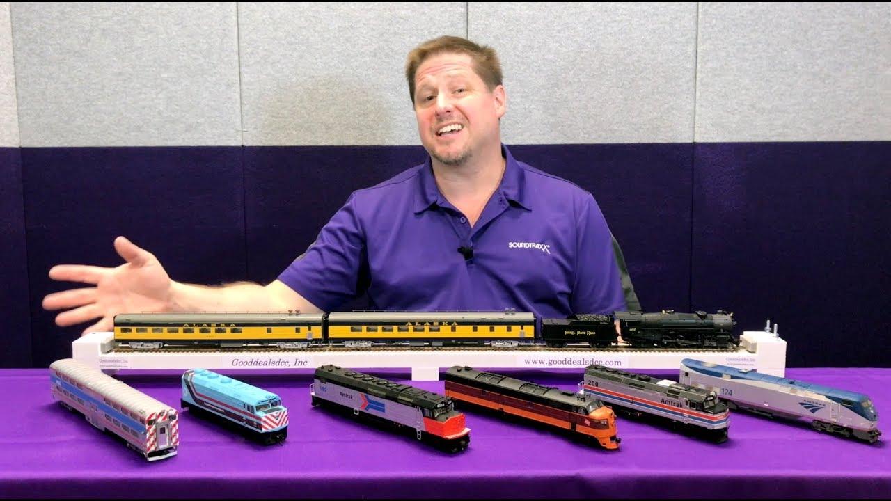 Model Train Sounds | Tsunami2 Digital Sound Decoders