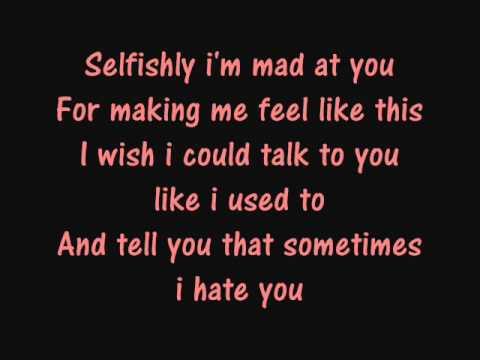 Goodbye Friend Bowling For Soup Lyrics - YouTube