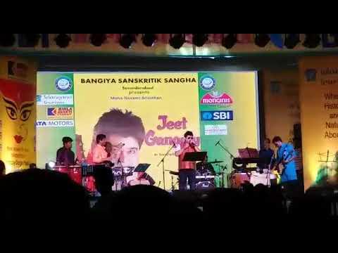 Jeet Ganguli live 2017 in Hyderabad