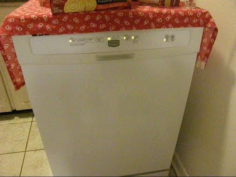 Maytag 24.125-in 64-Decibel Portable Dishwasher (White) : A Review