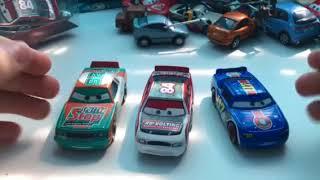 Disney Pixar cars Davey Apex review