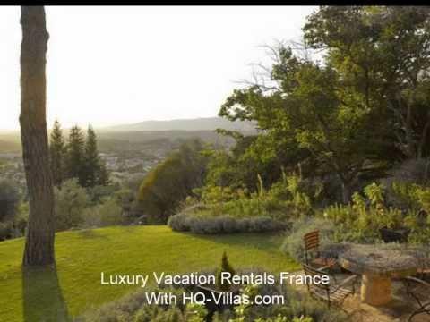 Luxury Vacation Rentals France Luxury Villa Mougins French Riviera