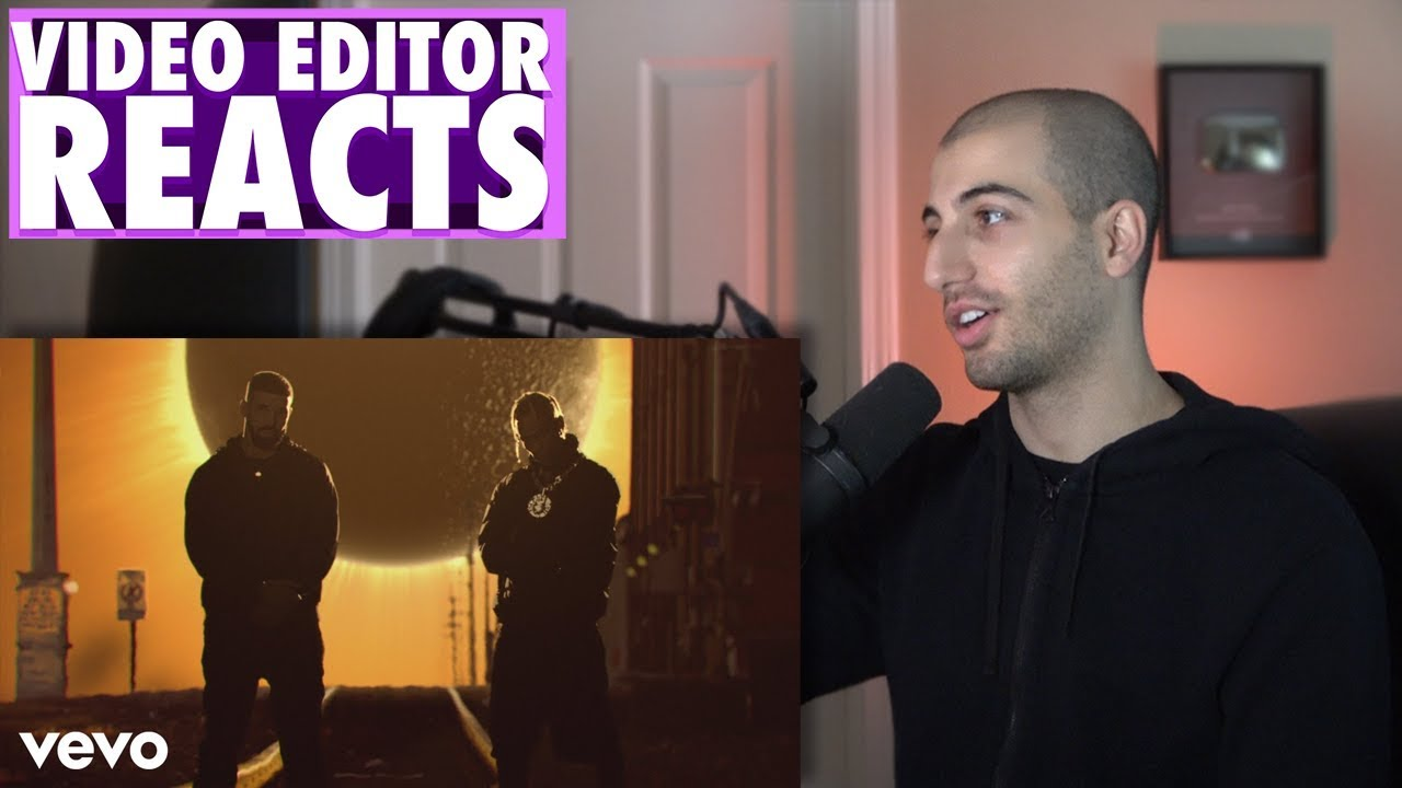 dfa05e8b2410 Video Editor's Reaction to Travis Scott - SICKO MODE ft. Drake - YouTube