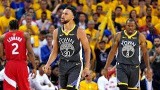 Toronto Raptors vs Golden State Warriors | Game 6 | Full Game Highlights