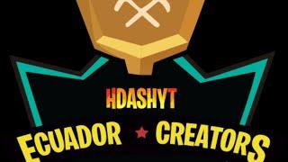 Download ECUADOR CREATORS BATTLE ROYAL HdashYT fortnite 2019 Mp3 and Videos